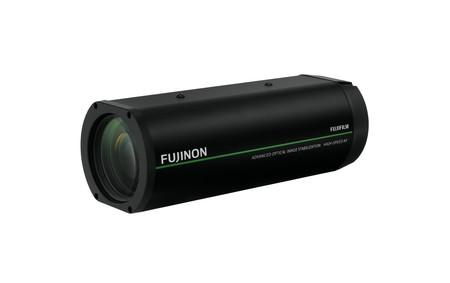 Fujifilm tiene una cámara de vigilancia con zoom óptico de 40x: lee matrículas de coches a 1 km de distancia