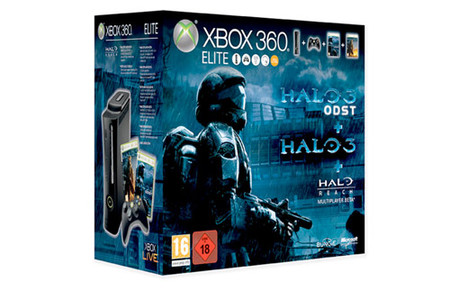 Pack Halo Ultimate Xbox 360