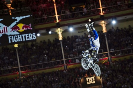 Rob Adelberg Red Bull X Fighters Madrid 2015