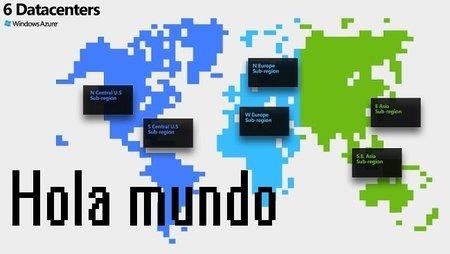 """Nuestra primera aplicación, """"Hola Mundo"""" para Azure (I)"""