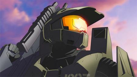 'Halo Legends': primeras imágenes y detalles del anime
