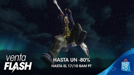Ya está aquí la nueva venta flash de PlayStation Store con descuentos de hasta un 80%