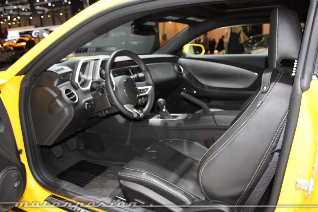 Foto de Chevrolet Camaro en el Salón de Ginebra 2010 (2/12)