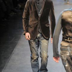 Foto 11 de 13 de la galería dolce-gabbana-otono-invierno-20102011-en-la-semana-de-la-moda-de-milan en Trendencias Hombre