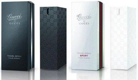Fragancias Gucci para viajeros