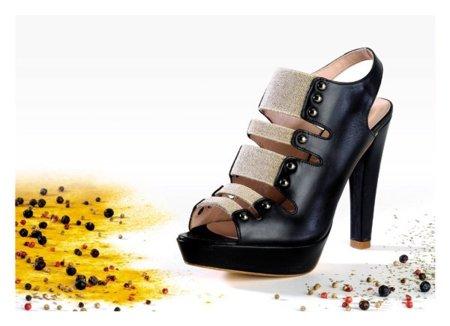 Avance zapatos Paco Gil Primavera-Verano 2011