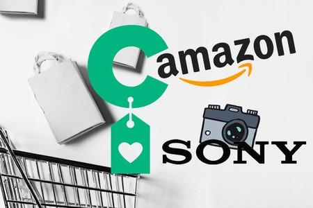 Ofertas en fotografía y vídeo de Sony en Amazon por si te perdiste el Black Friday