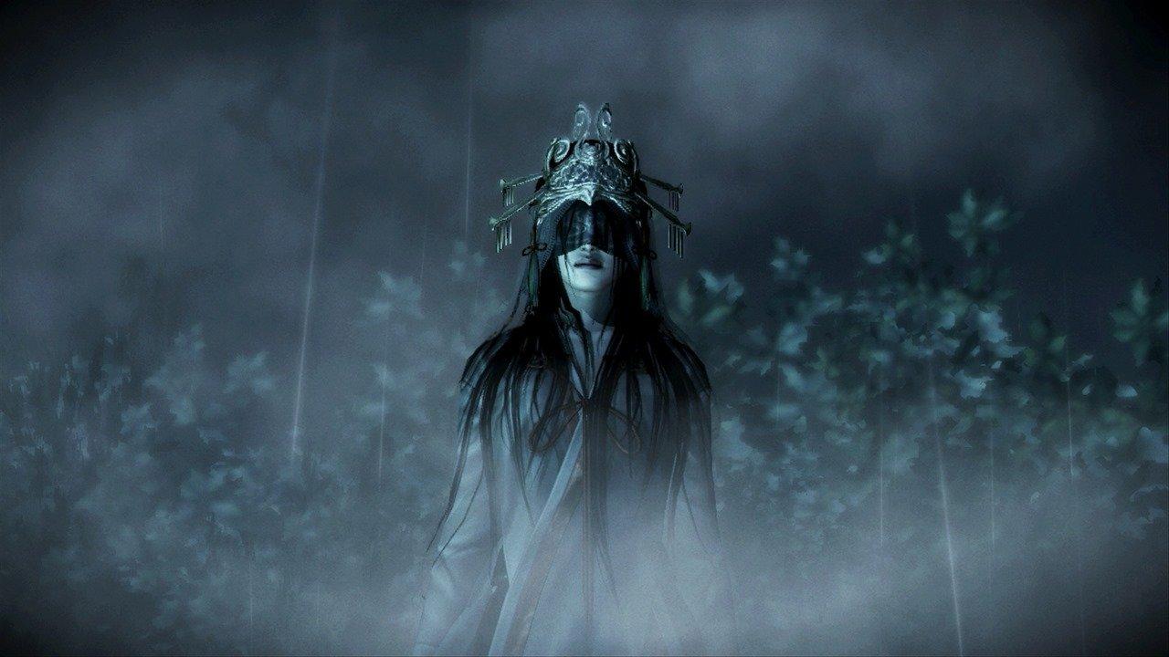 Foto de Fatal Frame The Black Haired Shrine Maiden. (11/13)