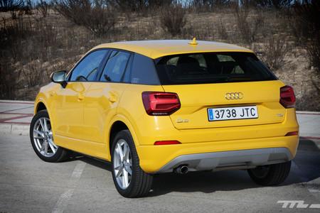 Audi Q2 1.6 TDI Prueba 9