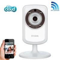 D-Link DCS-933L, una cámara de vigilancia que hace también de repetidor WiFi