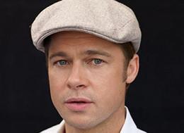 Brad Pitt hace las paces con Dios