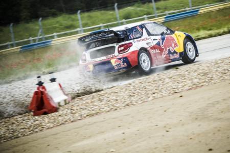 Loeb X Games Ds3 Citroen Pista Coche 2012