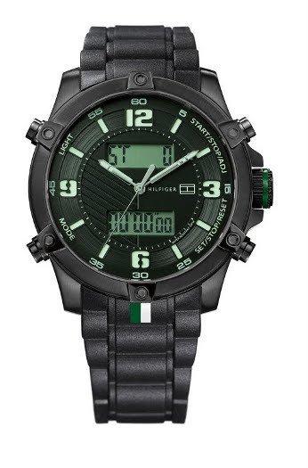 Tommy Hilfiger y sus relojes de estilo híbrido para esta temporada