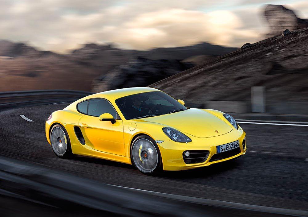 Foto de Porsche Cayman 2013 (5/9)