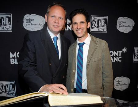 """Montblanc presenta """"The 24 Hour Play"""" 2013 en Nueva York"""