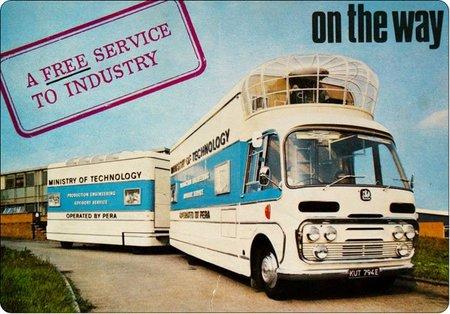 El Movie Bus, la evolución del Bibliobús