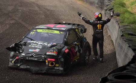 Petter Solberg seguirá una temporada más en el RallyCross