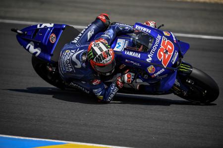 """Más cruces para Viñales que caras para Rossi: """"No estamos trabajando bien en nuestro lado del box"""""""