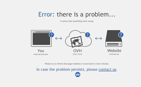 Un error en OVH provoca caídas masivas de webs en toda Europa: el problema del Internet centralizado