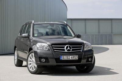 Mercedes-Benz GLK 200 CDI BlueEFFICIENCY, llega la versión más económica