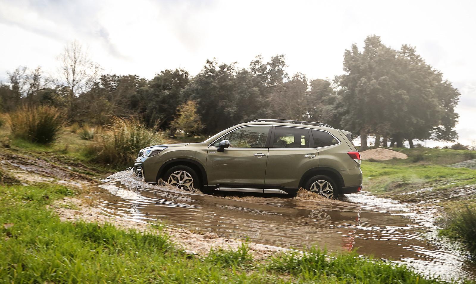 Foto de Subaru Forester Eco Hybrid 2020 (9/22)
