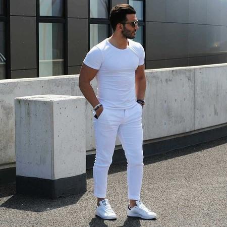 El Mejor Street Style De La Semana Adopta El Blanco Para Recibir La Primavera 03
