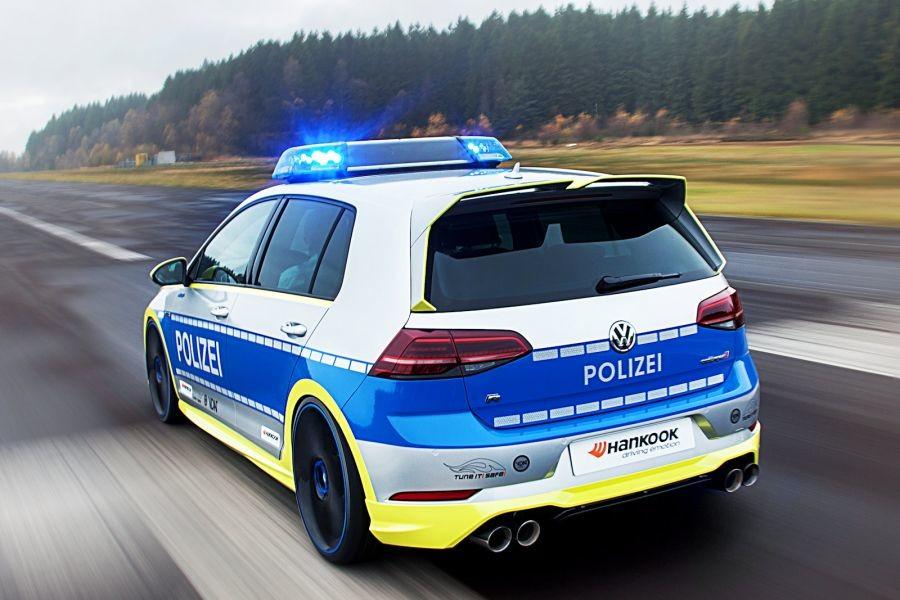 Foto de Volkswagen Golf 400R Oettinger (4/7)
