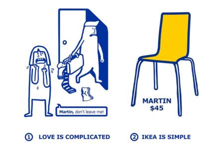 El amor es complicado, IKEA no (a veces)