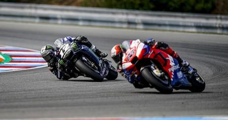 Vinales Bagnaia Brno Motogp 2019