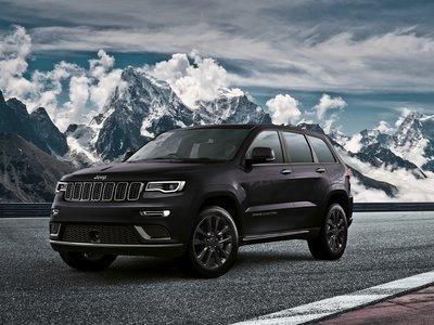 Si Darth Vader quisiera un SUV de 80.000 euros, este podría ser el nuevo Jeep Grand Cherokee S