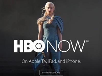 ¿Por qué eligieron a Apple para el lanzamiento exclusivo de HBO Now? Su CEO habla al respecto