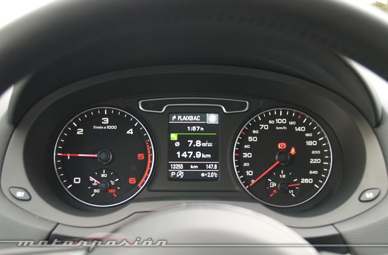 Audi Q3 Miniprueba 17 26