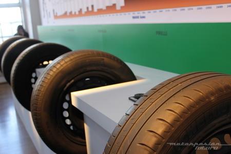Comparativa de neumáticos