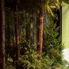 Foto 5 de 9 de la galería outside-in-el-hotel-de-airbnb-inspirado-en-el-color-de-moda-del-ano en Diario del Viajero