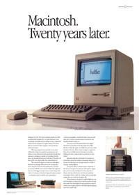 La historia del Macintosh, 20 años después