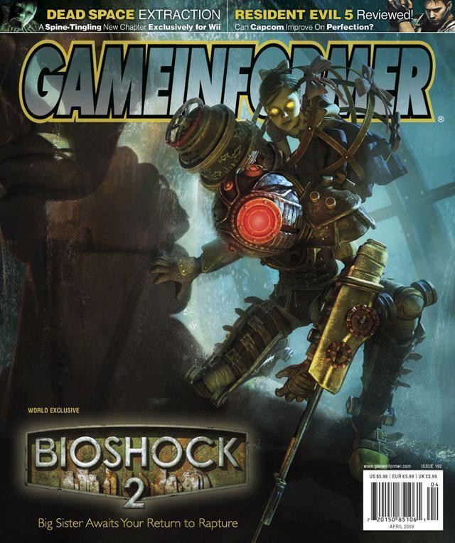 Foto de 'Bioshock 2': scans revista (1/11)