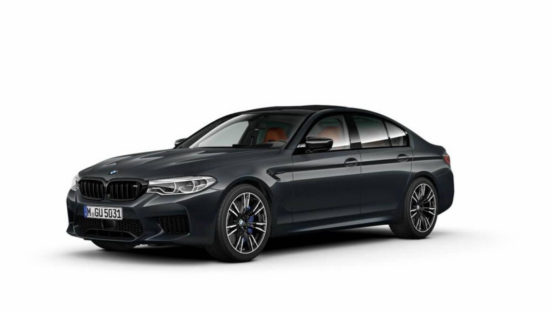 Foto de BMW M5 Competition Package (4/8)