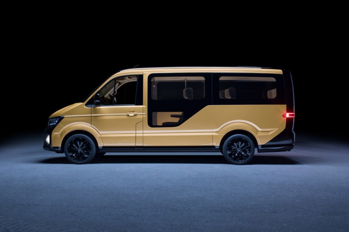Foto de MOIA Volkswagen Crafter EV (3/18)