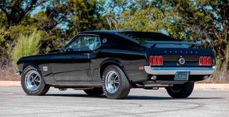 El Ford Mustang Boss 429 de Paul Walker, a subasta