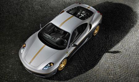 Ferrari F430 for Abruzzo, el último F430 es para la beneficencia