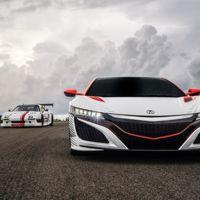 El Acura NSX será el auto insignia en el demandante ascenso de Pikes Peak