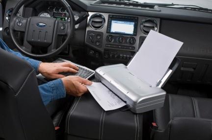 Ford presenta su ordenador integrado para vehículos de trabajo