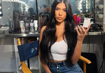 Kourtney Kardashian estrena nuevo look con el corte de pelo bob más fresquito y cómodo para melenas lisas y onduladas