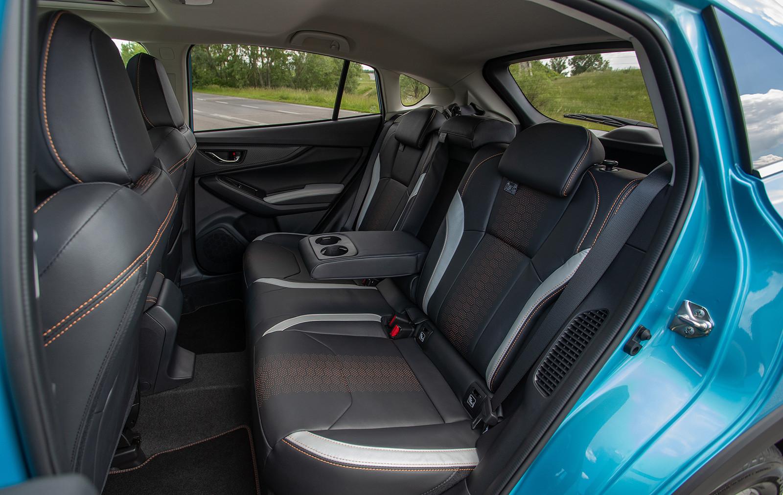 Foto de Subaru XV ECO HYBRID 2020, a prueba (24/35)