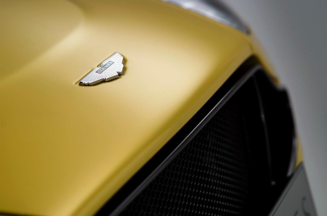 Foto de Aston Martin V12 Vantage S (16/34)
