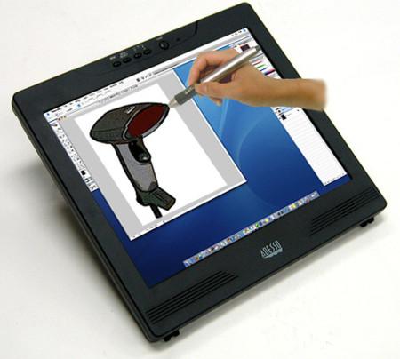 Adesso CyberTablet M17, tableta con pantalla
