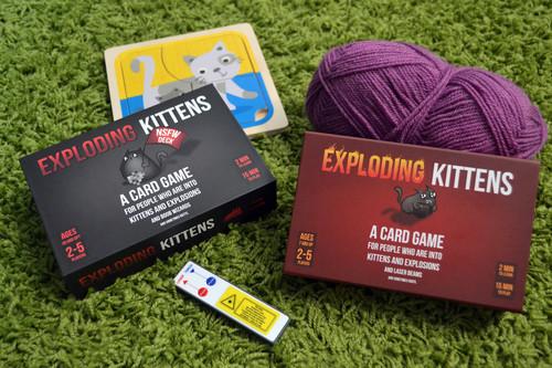 Exploding Kittens, análisis: ¿era para tanto este juego de gatitos y explosiones? (Actualizado)