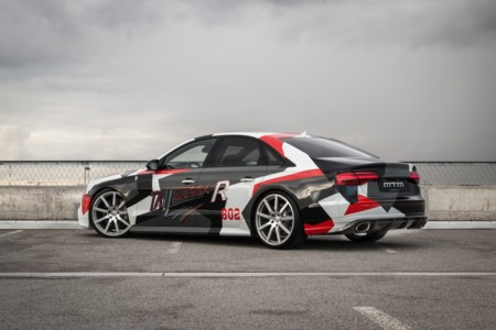 Audi S8 Mtm 3