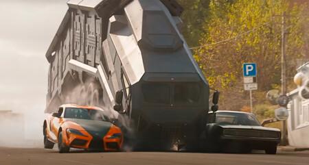 'Fast & Furious 9' es la película más taquillera de la pandemia, de momento