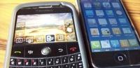 El 12% de los compradores del iPhone 3GS eran usuarios de una BlackBerry